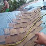 JP Kitchener Roofing shingles installation